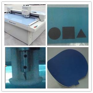 China CNC Blade Offset Printing Blanket Cutting Machine Make Printing Plate on sale