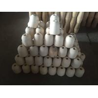 Quality Dark Brown Fire Clay Bricks / High Alumina Refractory Brick For Industrial Furnace Pouring Steel wholesale