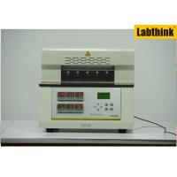 Quality Laboratory Heat Seal Tester With 5 Group Stations ASTM F2029 Standard wholesale