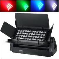 China 3 in 1 RGB LED Stage Spotlights , 35 / 45 degree 700W LED Wall Washer Light on sale