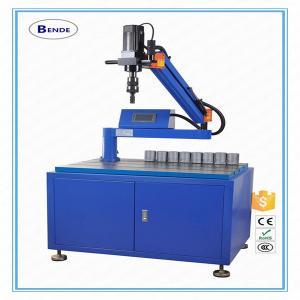 China Servo motor cnc automatic pipe screw threading on sale