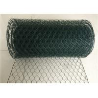 Quality Hexagonal Rabbit Proof Wire Netting , Premium PVC Coated Wire Mesh Fencing wholesale