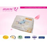 Quality Ultra Thin Ladies Free Feeling Sanitary Napkin Pad OEM & ODM  Service Acceptable wholesale