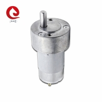 China Small Spur Micro DC Brushed Electric Motor 50mm For Automatic Car Cover on sale