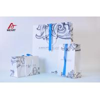 Quality Matt lamination Art Custom Printed Paper Bags , Shopping packaging gift bags wholesale