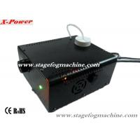 Quality 400 Watt RG Stage Laser Fog Machine Mini LED Smoke Machine With Remote Control  X-03 wholesale