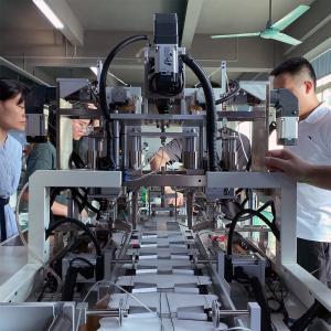 China Ultrasonic Mask Making Machine Flat Medical Mask Machine Nonwoven Face Mask Machine Parts on sale
