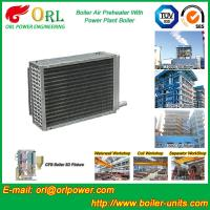 Quality Power Plant CFB Boiler APH / Regenerative Air Preheater For Boiler wholesale