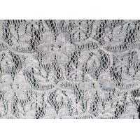 Quality Floral Lace Fabric wholesale