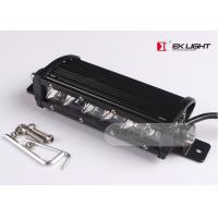 China 8 40W High Intensity Single Row Cree Led Light Bar For Flood Beam on sale