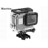 Quality Action Camera Accessories / Gopro Hero 5 Waterproof Case High Transparent Material wholesale