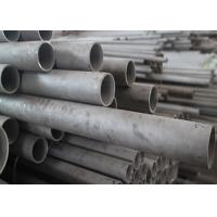 Quality 400 Series Stainless Steel Tubing , Squash Test Large Stainless Steel Pipe wholesale