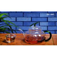 China Heat resistant Glass Teaset on sale