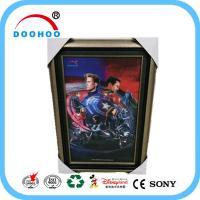Quality Offset Printing Customized 3d lenticular posters PET Lenticular effect wholesale