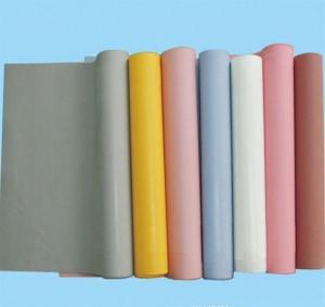 China OEM Fireproof Silicone Rubber Coated Fiberglass Fabric on sale