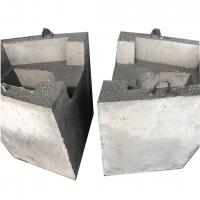 China Tundish Stabilizer Precast Concrete Foundation Blocks , Precast Retaining Wall Blocks on sale