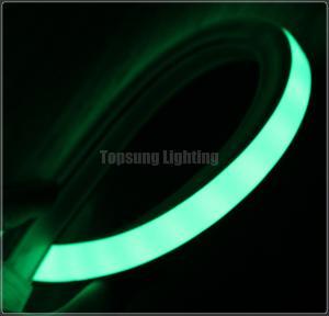China new design flexible led light 24v 16*16 m green hot sale on sale