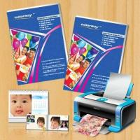 China Matte Coated Inkjet Paper (108gsm-180gsm) A4 Size on sale