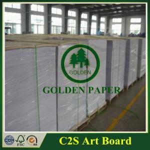 Quality C2S art paper art board glossy/matt wholesale