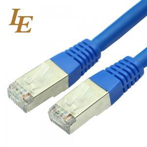 Quality Antifreeze Cat5e Ethernet Cord , Wear Resisiting Cat5e Utp Patch Cord wholesale