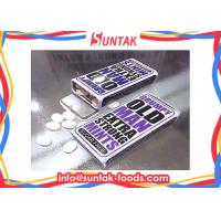Quality Tower Tin Box Packaging Holiday Blueberry Candy Cool Flavor With Extra Cool Taste wholesale
