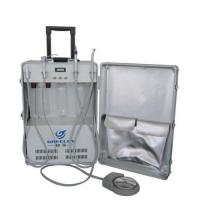 Quality New Portable Dental Turbine Unit With Air Compressor Syringe High Low Handpiece wholesale