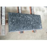 Quality Indoor Natural Stone Tile Blue Pearl Granite Flooring Building Project Application wholesale