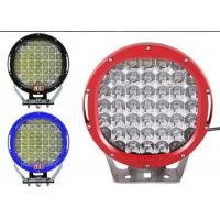 Quality 185W High Intensity LED Driving Lights For 12 volt to 24v Offroad / Truck / Mining wholesale