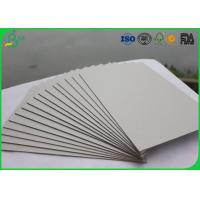 Quality High Stiffness Double Grey Board Paper 300gsm 350gsm Smooth Surface For Wine Box wholesale