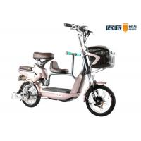 Quality Adult Electric Bike With Child Seat wholesale