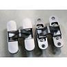 Buy cheap stainless steel heavy duty fire door adjustable concealed folding door hinge from wholesalers