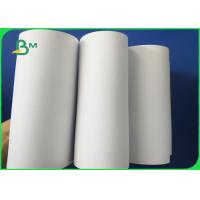 Quality 60gsm / 70gsm / 80gsm Uncoated White Paper In Reels For Excercise Book wholesale