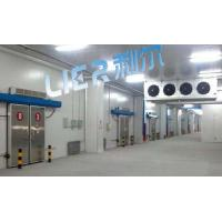 Quality Large Modular Polyurethane Cold Room / freezer For Meat , Vegetables and Fruits wholesale