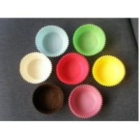 China Colorful Cupcake liners wholesale on sale