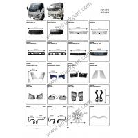 Quality ISUZU NQR NKR 150 2006 600P Truck Spare Parts accesories body parts wholesale