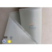Quality 6oz 0.2mm Twill Weave E Glass Surfboard Boat Fiber Glass Cloth Fireproof wholesale