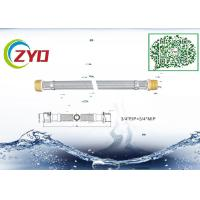 Quality Professional Braided Dishwasher Hose, High Strength Flexible Faucet Hose wholesale