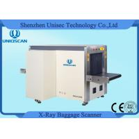 Quality Medium Security Baggage Scanner Machine Dual View Baggage And Parcel X-Ray Scanner wholesale