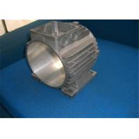 Quality Industrial Control Aluminum Precision Casting Motor Housing Dark Gray Military Green wholesale