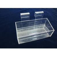 Quality Custom Made Acrylic Cosmetic Display Stand For Retail Store wholesale