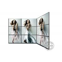 Buy cheap HD Digital Signage Video Wall Panels , LCD Narrow Edge Video Wall 3*3 or 4*4 46 inch~55 inch 1.8mm from wholesalers