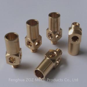 China Natural Gas Jet Burner ,Brass Tip for Jet Burner 23/32 Tip in Propane Gas on sale