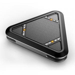 China TEVO-A500B Wireless Bluetooth Speakerphone , 6M Radios Skype Conference Speaker on sale