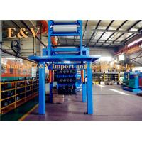 Quality 4000T 16mm  copper rod upcasting machine with 300 type furnace wholesale