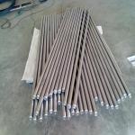 Quality TC6 alloys military use titanium price per bar wholesale