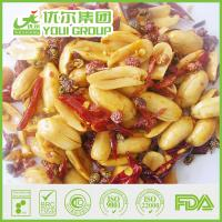 Cheap Sichuan Chilli Broad Bean Chips , Suzhou Youi Foods with BRC for sale