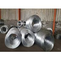 Quality Galvanized High Carbon Spring Wire , Carbon Steel Welding Wire 0.2mm-4mm wholesale