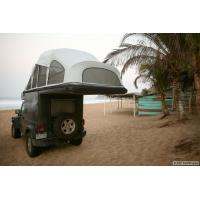 Quality Triangular type hard shell roof top tent wholesale