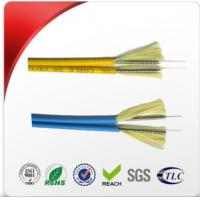 China Flexible Indoor Breakout Fiber Optic Cable With 2.0mm Fiber Optic Cable on sale