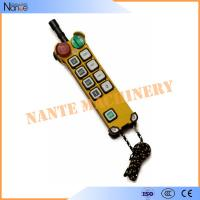 Quality IP65 Industrial Remote Controls , Radio Remote Controls Switch wholesale